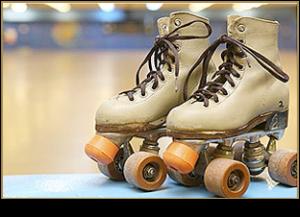 Paradise Skate Roller Rink Roller Skates